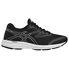 Buy Asics Amplica Women's Running Shoes, Black Online at johnlewis.com
