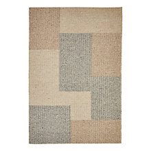 Buy Croft Collection Bala Rug, Natural Online at johnlewis.com