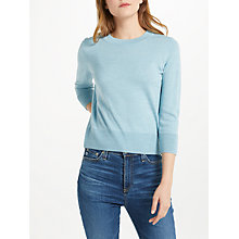 Buy Somerset by Alice Temperley Star Detail Crew Neck Jumper Online at johnlewis.com