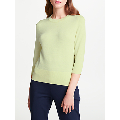 Bruce by Bruce Oldfield Sparkle Knit Crew Jumper