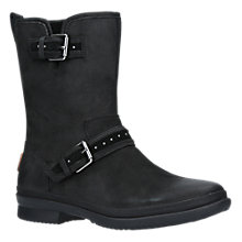 Buy UGG Jenise Buckle Detail Ankle Boots Online at johnlewis.com