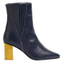 Buy Jigsaw Neilson Heeled Ankle Boots Online at johnlewis.com