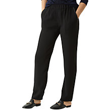 Buy Fenn Wright Manson Petite Eliza Trousers, Black Online at johnlewis.com