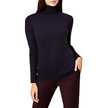 Buy Hobbs Mischa Roll Neck Jumper Online at johnlewis.com