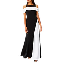 Buy Coast Maisy Soft Maxi Dress, Mono Online at johnlewis.com