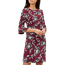 Buy Hobbs Floral Layla Shift Dress, Multi Online at johnlewis.com