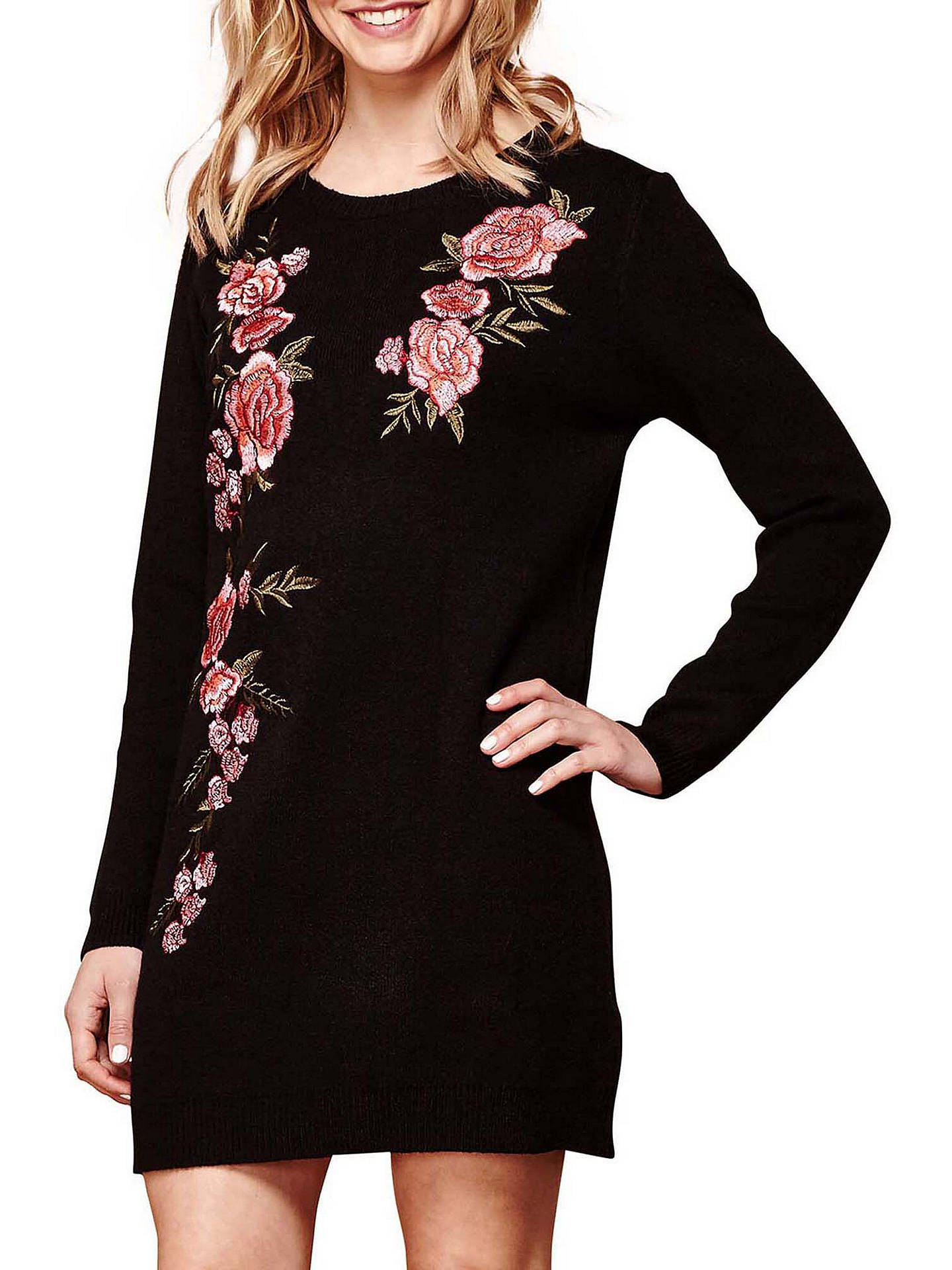 92d12b2a377 Buy Yumi Embroidered Jumper Dress