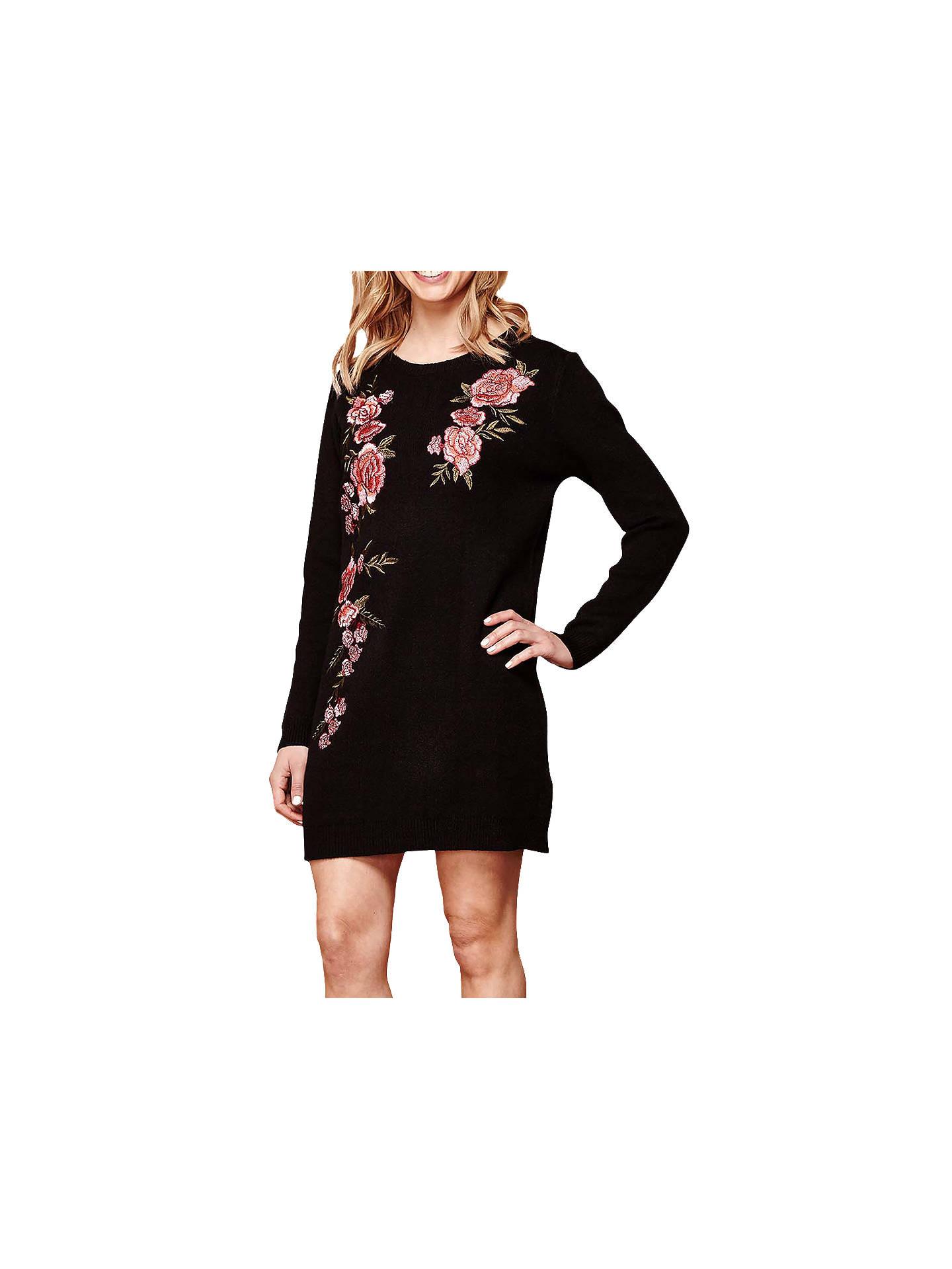 6e5ba652152 ... Buy Yumi Embroidered Jumper Dress