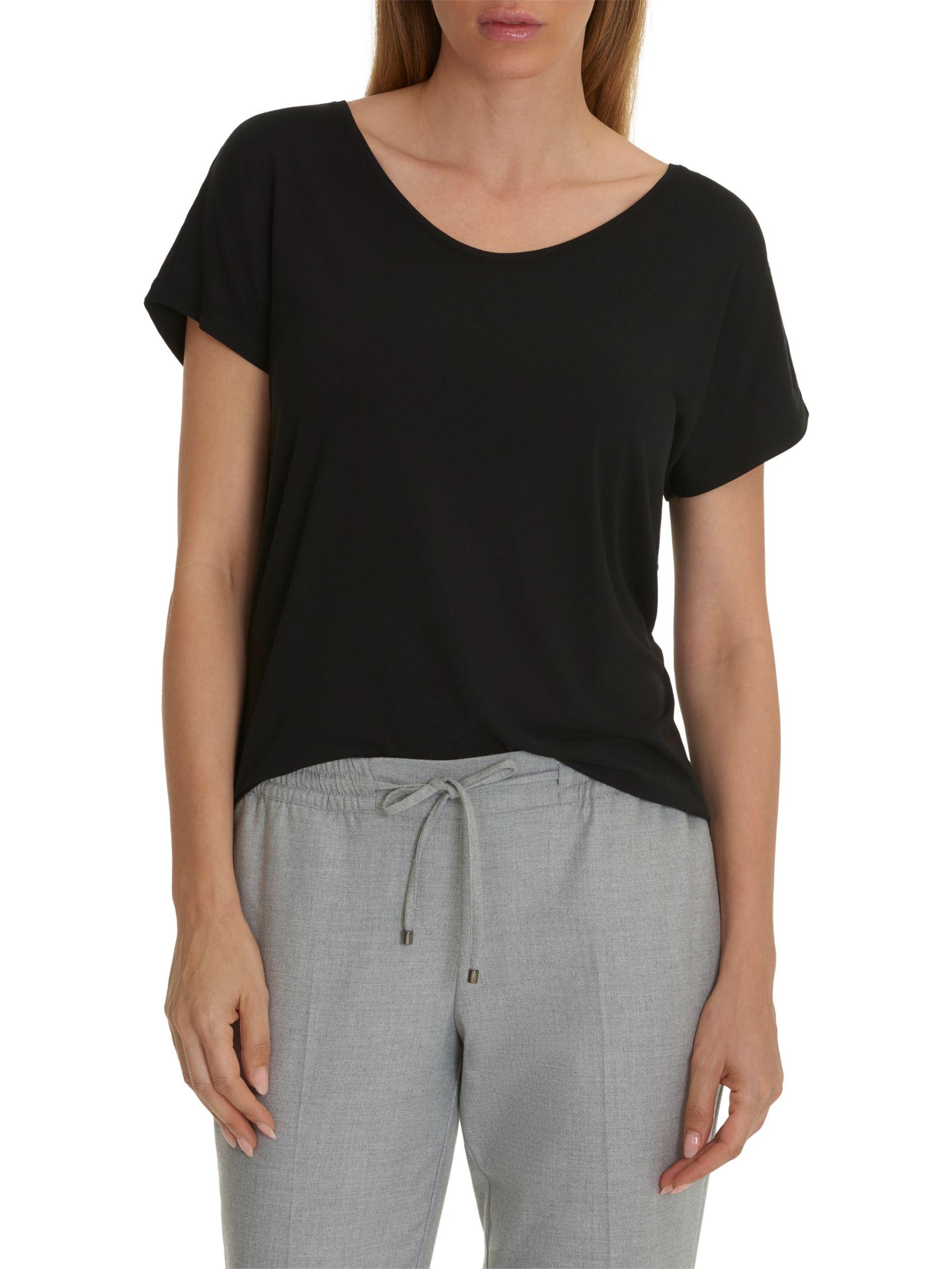 Betty Barclay Betty & Co. Short Sleeve T-Shirt, Black