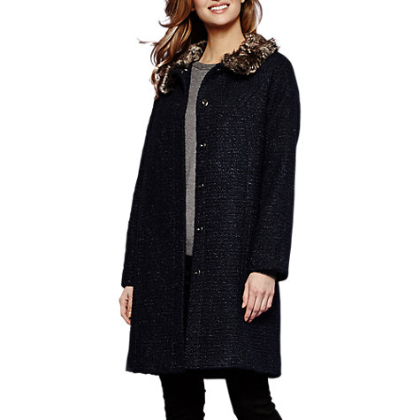 Blue | Duffle Coat | Women's Coats & Jackets | John Lewis