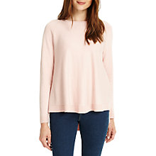 Buy Phase Eight Terza Zip Back Knit Top Online at johnlewis.com