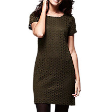 Buy Yumi Chevron Lace Tunic Online at johnlewis.com