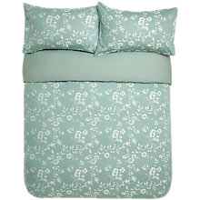 Buy John Lewis Clarissa Jacquard Polycotton Duvet Cover Set Online at johnlewis.com