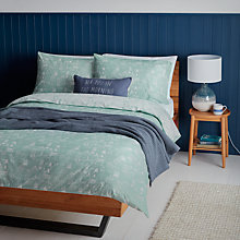 Buy John Lewis Coastal Lighthouse Duvet Cover and Pillowcase Set Online at johnlewis.com