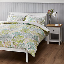 Buy John Lewis Country Leckford Trees Duvet Cover Set Online at johnlewis.com