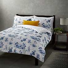 Buy John Lewis Fusion Elephant Toile Duvet Cover Set Online at johnlewis.com
