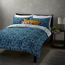 Buy John Lewis Fusion Kasmanda Duvet Cover Set Online at johnlewis.com