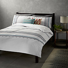 Buy John Lewis Fusion Mahal Duvet Cover and Pillowcase Set Online at johnlewis.com