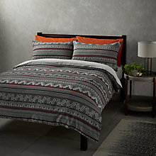 Buy John Lewis Fusion Nadira Duvet Cover Set Online at johnlewis.com
