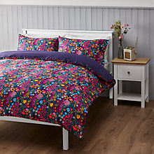Buy John Lewis Country Flora Duvet Cover Set Online at johnlewis.com