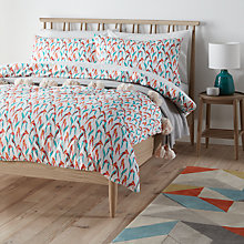Buy John Lewis Parrots Duvet Covet Set Online at johnlewis.com