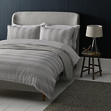 Buy Croft Collection Struan Stripe Bedding Online at johnlewis.com