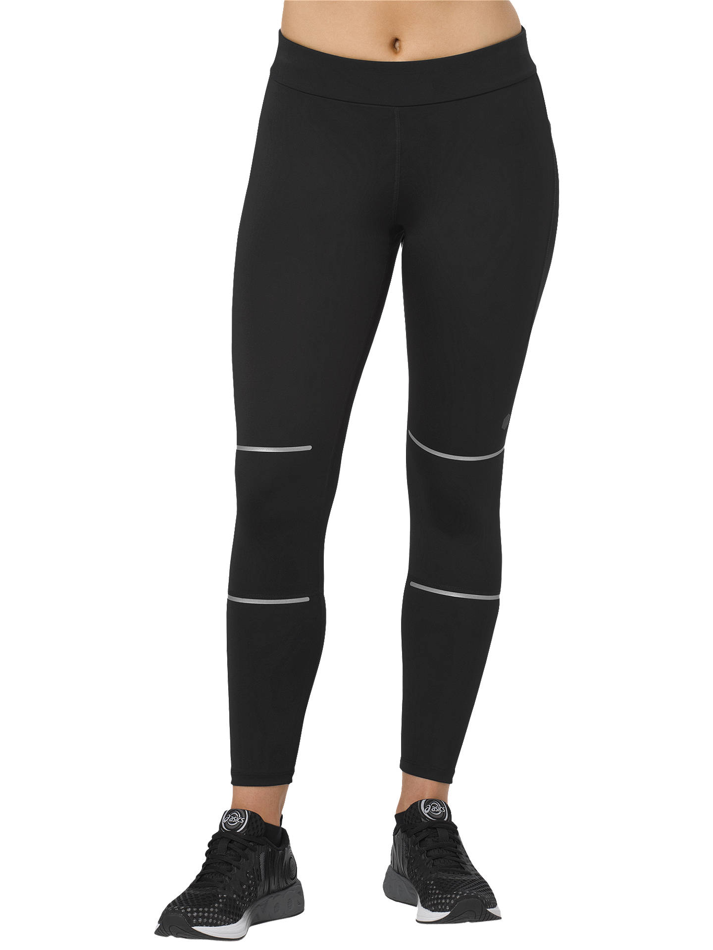 47ab3a63f968c2 Buy ASICS Lite-Show 7/8 Lengths Running Tights, Performance Black, S ...