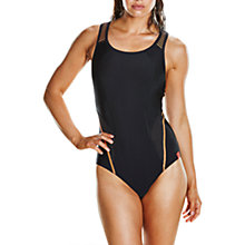 Buy Speedo Fit Powermesh Pro Swimsuit Online at johnlewis.com