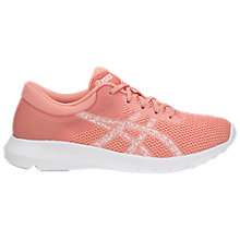 Buy Asics NitroFuze 2 Women's Running Shoes, Begonia Pink/White Online at johnlewis.com