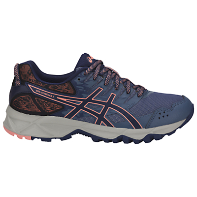 Asics GEL-SONOMA 3 Women's Trail Running Shoes, Smoke Blue