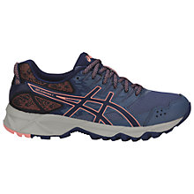 Buy Asics GEL-SONOMA 3 Women's Trail Running Shoes, Smoke Blue Online at johnlewis.com