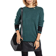 Buy hush Two Tone Jumper Online at johnlewis.com