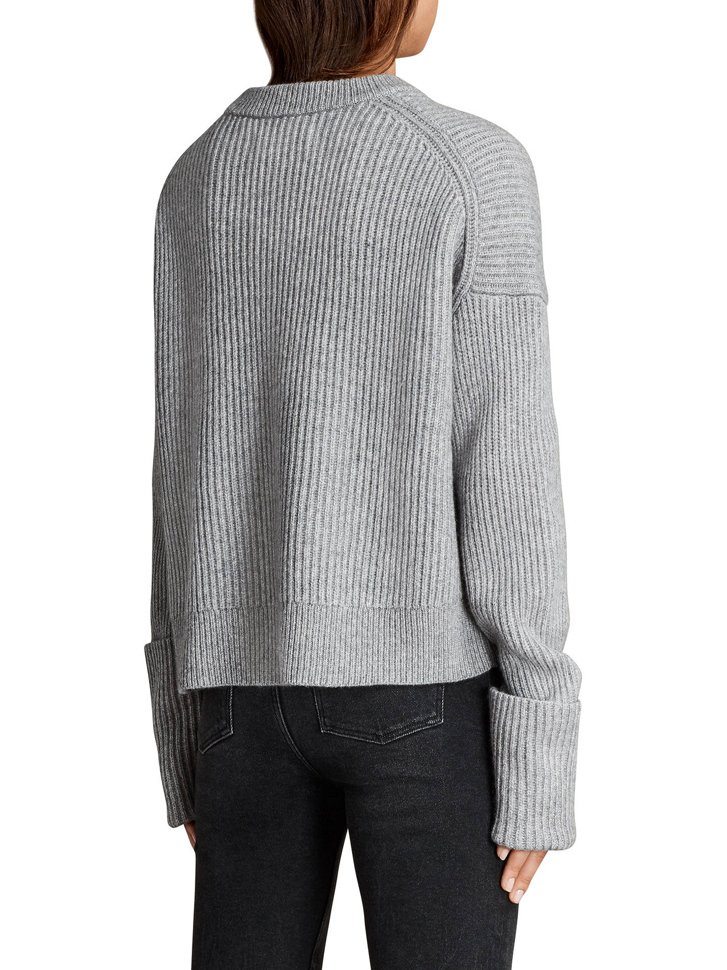 AllSaints Pierce Jumper at John Lewis & Partners