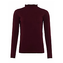 Buy French Connection Babysoft Roll Neck Long Sleeve Jumper Online at johnlewis.com
