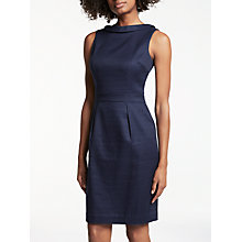 Buy Boden Martha Shift Dress, Navy Online at johnlewis.com