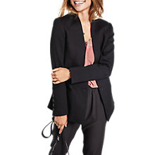Buy hush Zadie Blazer, Black Online at johnlewis.com