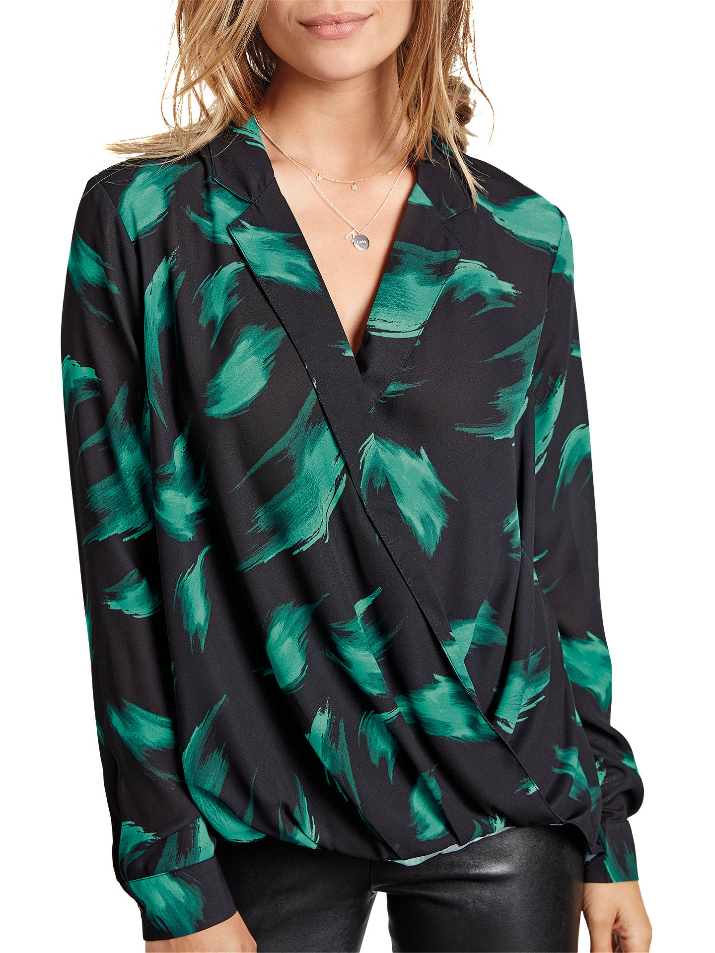 3060a7a28945c0 Buy hush Atlas Wrap Shirt