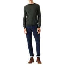 Buy Jigsaw Merino Wool Jumper Online at johnlewis.com