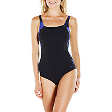 Buy Speedo Sculpture LunaLustre Printed Swimsuit Online at johnlewis.com