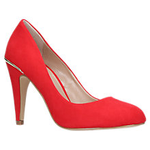 Buy Carvela Kendra Cone Heeled Court Shoes Online at johnlewis.com