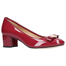 Buy MICHAEL Michael Kors Caroline Bow Court Shoes Online at johnlewis.com