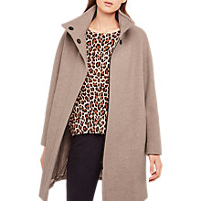 Buy Gerard Darel Gatsby Wool Blend Coat, Beige Online at johnlewis.com