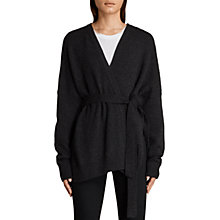 Buy AllSaints Inaya Cashmere Cardigan Online at johnlewis.com