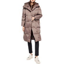 Buy Gerard Darel Giulia Coat, Beige Online at johnlewis.com