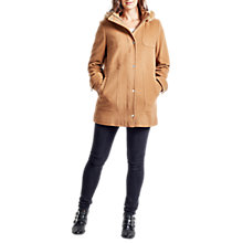 Buy Four Seasons Fur Trimmed Wool Parka Online at johnlewis.com