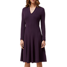 Buy L.K. Bennett Aviana Ponte Dress Online at johnlewis.com