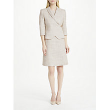 Buy Bruce by Bruce Oldfield Tweed Wrap Jacket, Natural Online at johnlewis.com