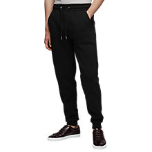 Buy Reiss Alistar Jersey Sweat Pants, Navy Online at johnlewis.com
