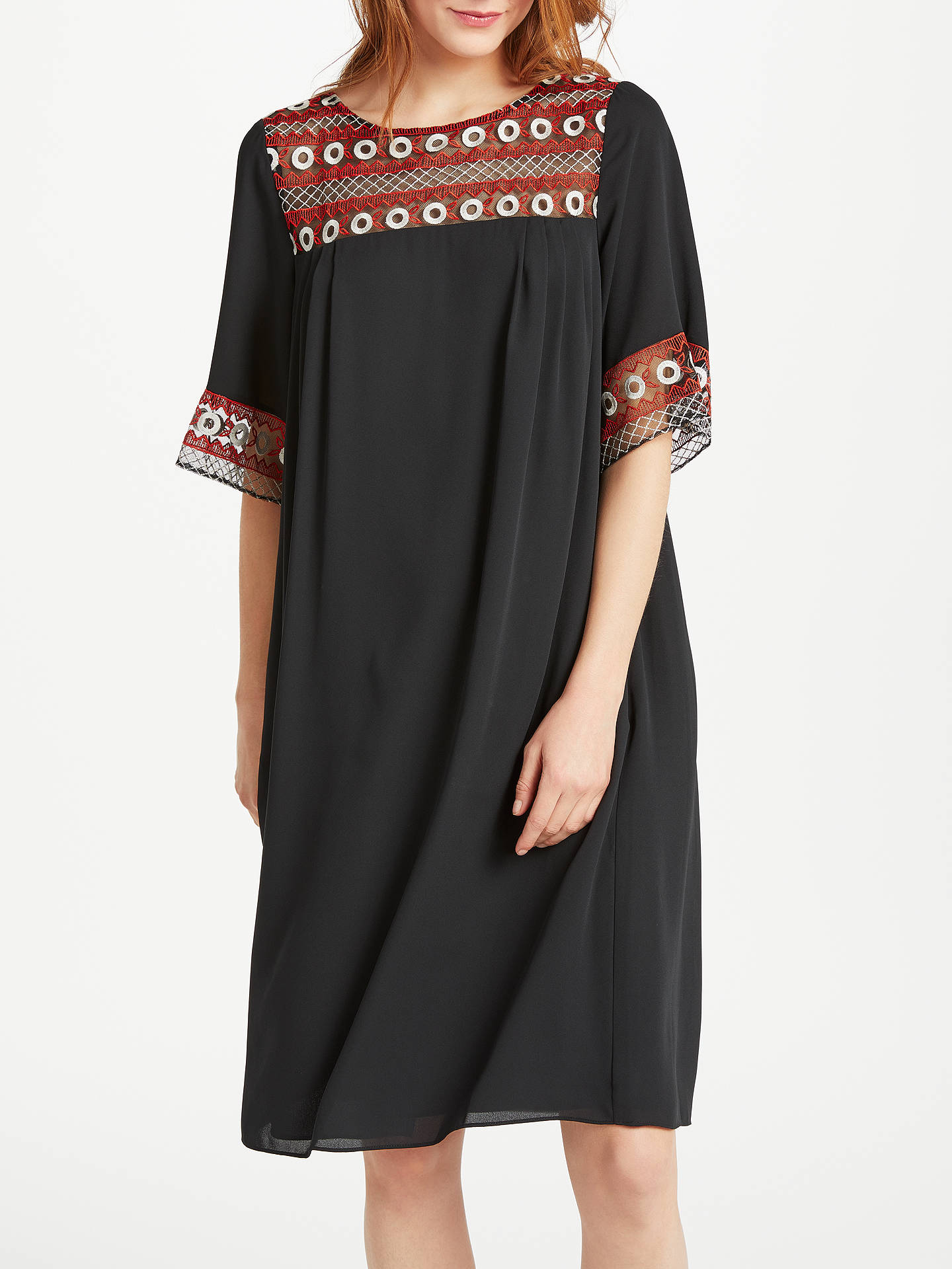 BuySomerset by Alice Temperley Embroidered Circles Tunic Dress 8d55d54d7