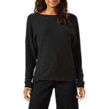 Buy Jigsaw Stina Cashmere Batwing Jumper Online at johnlewis.com